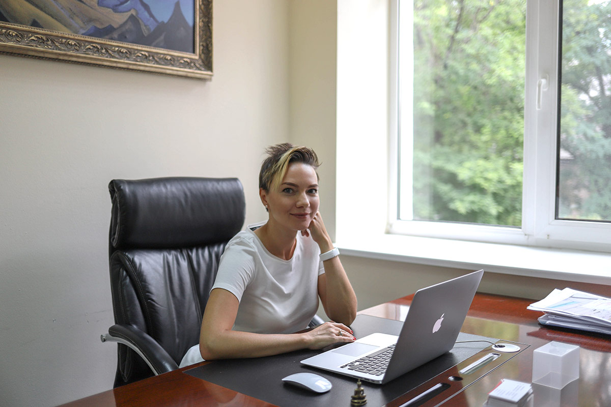 Yuliya Komych - Head of Legal and Compliance