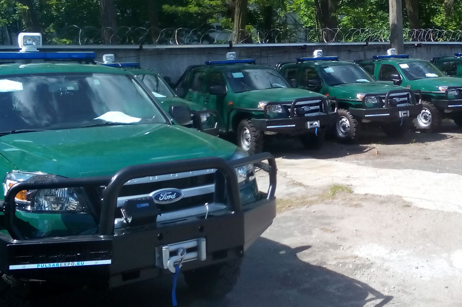 Ford Ranger conversions