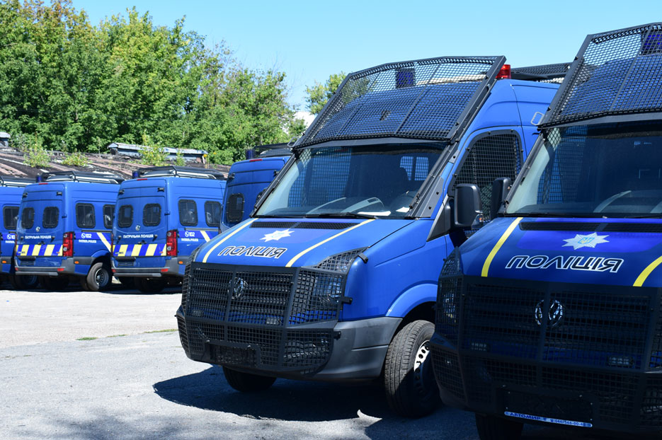 Riot Van conversions