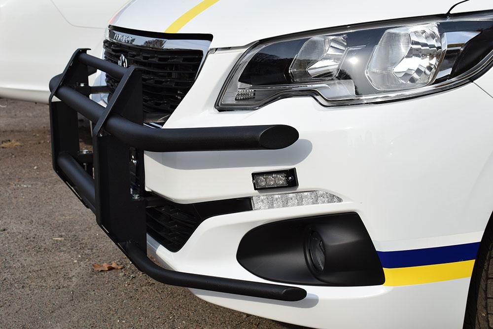 Peugeot 301 Police Car