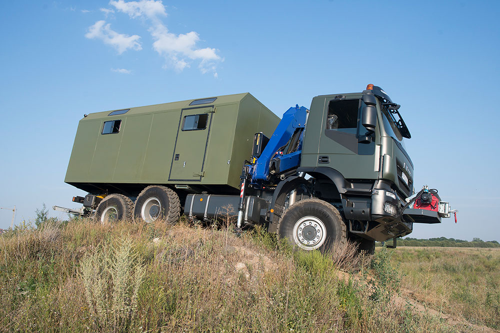 IVECO Recovery vehicle